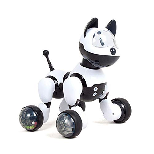 Livotyy Intelligent Electronic Pet Dog Interactive Puppy - Robot Dog Popular Toys Smart Pet Toys Kids Boy and Girl Gifts Toys for Age 3 4 5 6 7 8 9 10 Year Old - [USA in Stock]