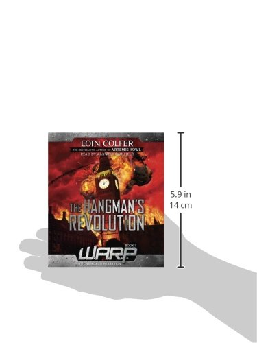 WARP Book 2: The Hangman's Revolution by Listening Library (Audio)