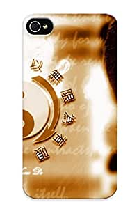 Cute High Quality Iphone 4/4s Bruce Lee Case Provided By Improviselike by supermalls
