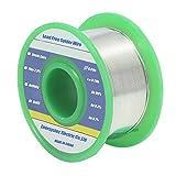 Ultra-Thin Solder Wire 0.01in (0.3mm) Rosin Core