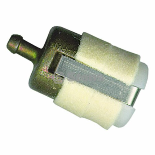 Walbro 125-528-1 610-101 OEM Fuel Filter, White ()
