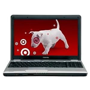 "Toshiba Satellite L505D-LS5005 15.6"" Laptop (2.0 GHz AMD Athlon II Dual-Core Processor M300, 2 GB RAM, 250 GB Hard Drive, DVD SuperMulti Drive, Windows 7 Home Premium 64-bit)"