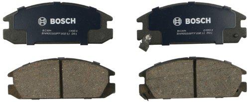 Bosch BC334 QuietCast Premium Ceramic Front Disc Brake Pad Set ()
