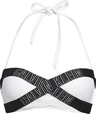 Calvin Klein Bandeau Womens Bikini