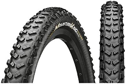 Continental Mountain King II 58-622 Tire - Cubiertas para ...