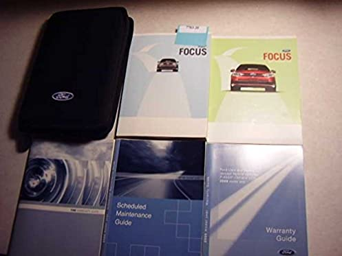 2009 ford focus owners manual ford motor company amazon com books rh amazon com ford oem manuals ford oem service manual