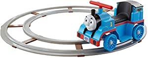 Power Wheels Thomas & Friends Thomas with Track [Amazon Exclusive] from Fisher Price