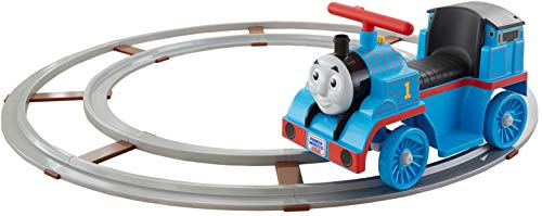 Pedal Trains (Power Wheels Thomas & Friends, Thomas Train with Track (Amazon Exclusive))