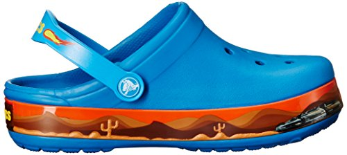 Punta Bambino Crocs ultramarine Sandali Chiusa Blu Cbmnstrtrkclgk ExT7qwCTA