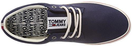 Tommy Hilfiger Plátenky Em0em00001 Blekk Em0em00001 006 - Em0em00001006 Marineblå