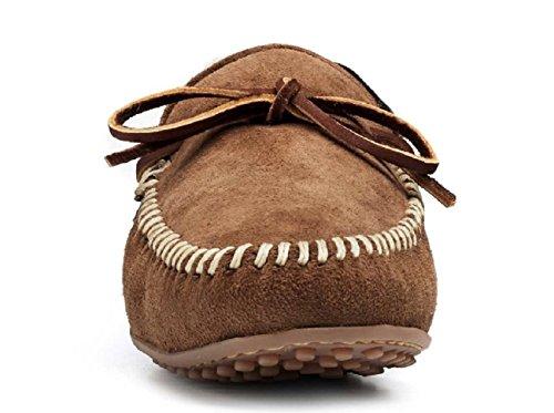Allen Edmonds Heren Sandman Schoeisel Pantoffels Loafers, Natuurlijk 8 E