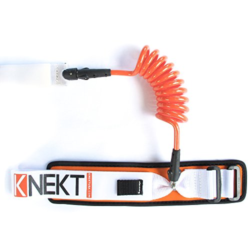 Knekt KBT Bicep Tether with Long Reach Flexible Cord and Double d ring Design (KN 000 1003 00)
