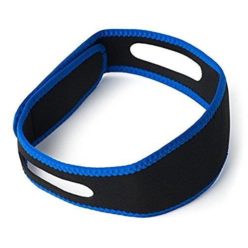 (SnoreShield Snoring Solution Chin-up Strips Sleep Aid- -Snore Stopper Devices, Chin Strap, Anti- Snoring Device Mouthpiece – Jaw Strap Guard Anti Snore Aids to Snore-less Snore-b-gone Mouth Guard)