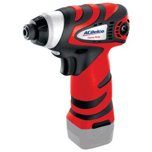 ACDelco ARI1277T Li-ion 12V Impact Driver, 920 in-lbs, Bare Tool by ACDelco Tools