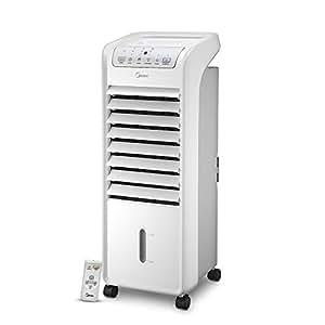 Climatizador de Ar Portátil e Umidificador Midea Liva 220v AKAF2