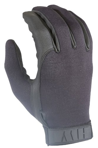 oprene Duty Glove, Large, Black ()