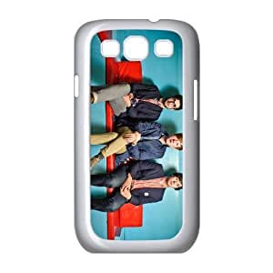 Samsung Galaxy S3 9300 Cell Phone Case Covers White Two Door Cinema Club G5X7I
