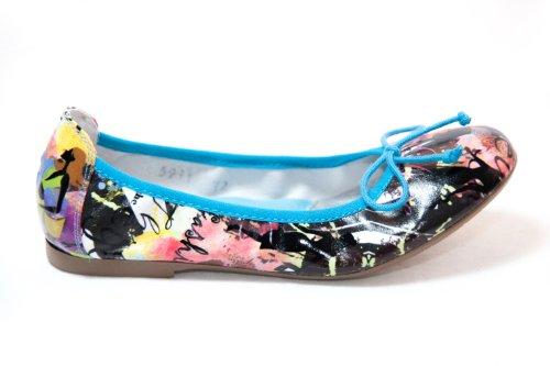Schuhe Mädchen Leder Acebos Acebo´s Ballerinas ZpnAqZxI7