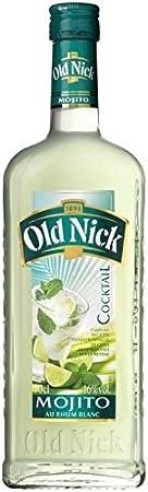 Cóctel A base de Ron Old Nick Mojito 16% 70 cl: Amazon.es: Hogar