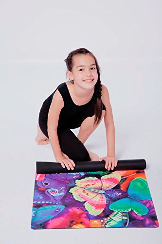 artmatic ecológico estera de Yoga para niños   no tóxico no ...