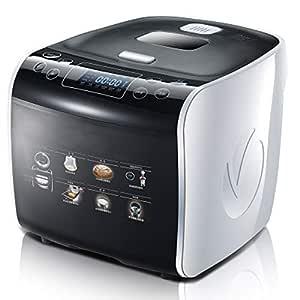 Máquina para hacer pan automática, máquina para hacer pan ...