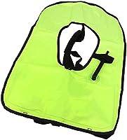 Ogquaton Chaleco salvavidas inflable flotante para adultos que ...