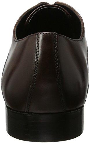 Aldo Freidhof, Zapatos de Cordones Oxford para Hombre Marrón (28 Cognac)