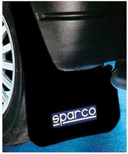 Sparco 03791NR Black Universal Mud Flap