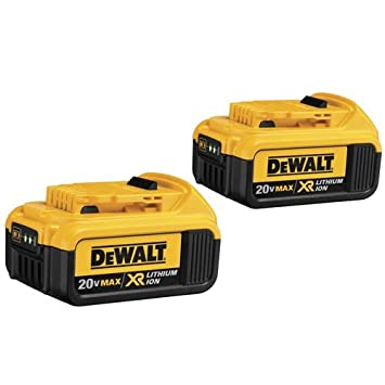 Amazon.ca: 1 DEWALT 20-Volt Handheld Worklight free when you purchase 1 or more DEWALT 20-Volt Battery Pack offered