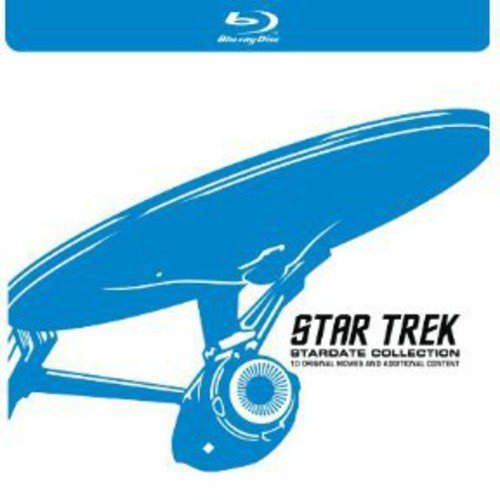 Blu-ray : Star Trek: Stardate Collection (Boxed Set, Widescreen, 12 Disc, Sensormatic)