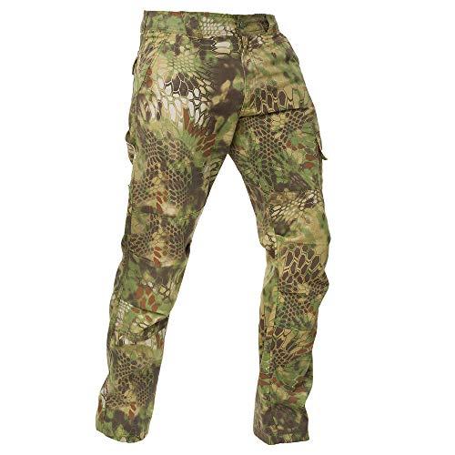 Kryptek Stalker Camo Hunting Pant (Stalker Collection), Mandrake, L