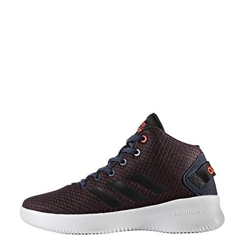 adidas CF Refresh Mid K, Zapatillas de Deporte Unisex Niños Azul (Maruni / Negbas / Rojbas)