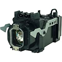 AuraBeam Economy Sony KDF-E42A10 Television Replacement Lamp with Housing