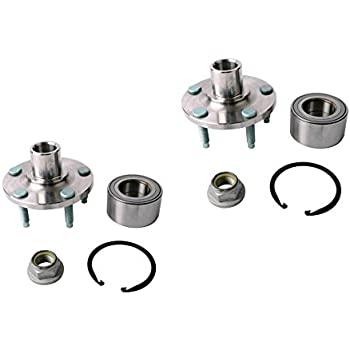 Included with Two Years Warranty - Two Bearings Left and Right Note: AWD 2003 fits Subaru Legacy Front Wheel Bearing