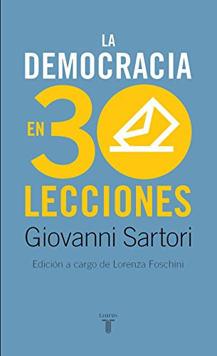 La democracia en 30 lecciones