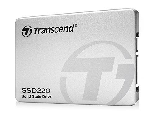 Transcend 120 GB TLC SATA III 6Gb/s 2.5'' Solid State Drive (TS120GSSD220S) by Transcend