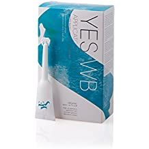 YES Personal Lubricants Water Based Formula| Organic Intimate Lubricant & Vaginal Moisturizer - Discreet Applicators