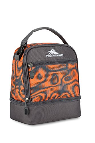 UPC 040176471075, High Sierra Stacked Compartment Lunch Bag, Faze/Mercury