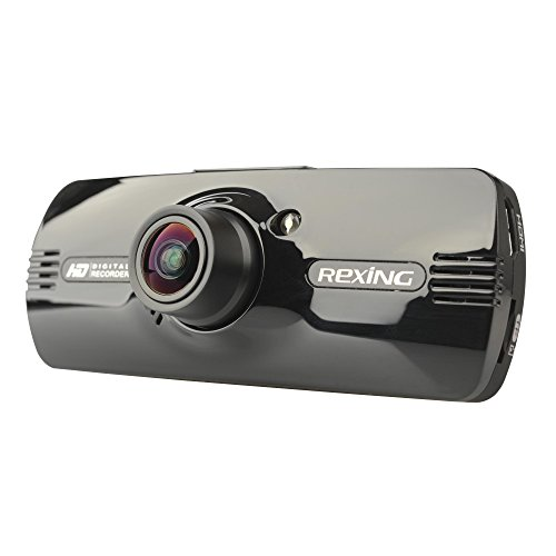 "Rexing F9 US Version 2.7"" LCD FHD 1080p 170°..."