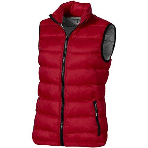 Chaleco para Elevate Mercer Rojo Mujer Aislante Acolchado Bx1d1q