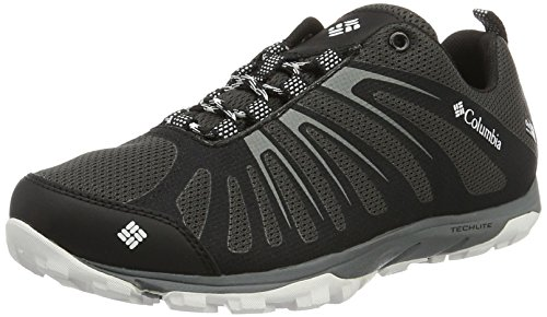 Razor Black Shark Shoes Outdoor Multisport WMNS 011 Women's Conspiracy Columbia Ii Outdry White EOZqw