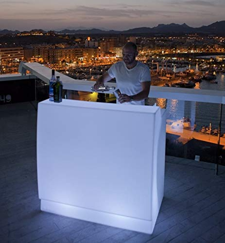 goGarden.es - Barra de Bar Malibú 120 con luz Blanca: Amazon ...