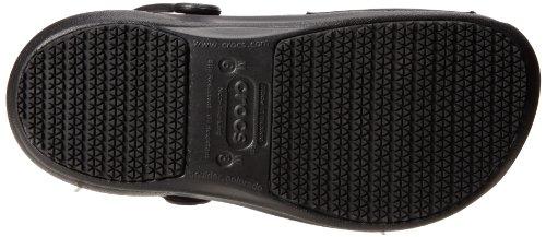 Crocs Bistro adulto Unisex black Nero Sabot wvwO6