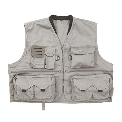 Allen Big Thompson Fishing Vest ()