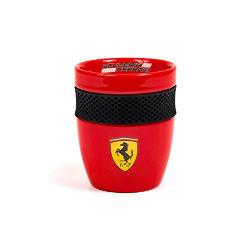 Scuderia Ferrari Formula 1 Authentic 2018 Red Scuderia Mug w/Rubber Grip