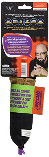 Jackson Galaxy Refillable Twisted Kicker with Catnip