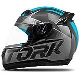 Pro Tork Capacete Evolution G7 60 Preto/Azul