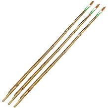 Bamboo Cane Fishing Pole w/ Bobber, Hook, Line, Sinker - Vintage Fishing Pole - BambooMN
