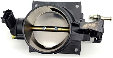 New Throttle Body For 2005-2007 Ford Focus ZX3 ZX4 ZX5 2.0 2.3L DOHC 3S4Z9E926AC