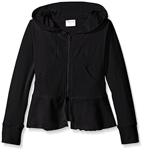 Prince Black Jacket - Capezio Big Girls (7-16) Juliet Jacket, Black, X-Large (14-16)